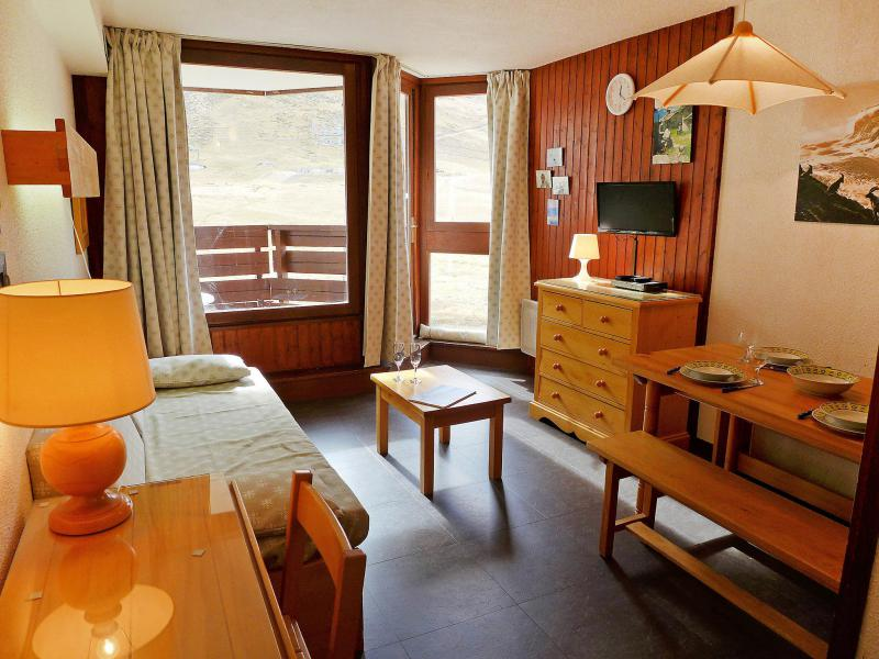 Holiday in mountain resort 1 room apartment 4 people (4) - Le Borsat - Tignes - Accommodation