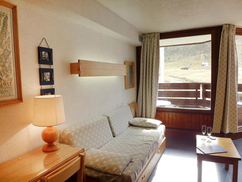 Holiday in mountain resort 1 room apartment 4 people (4) - Le Borsat - Tignes - Summer outside