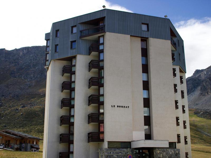 Holiday in mountain resort Le Borsat - Tignes - Summer outside