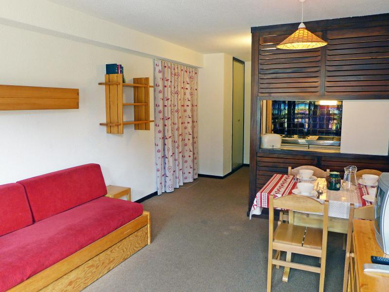 Holiday in mountain resort 1 room apartment 4 people (10) - Le Borsat - Tignes - Summer outside