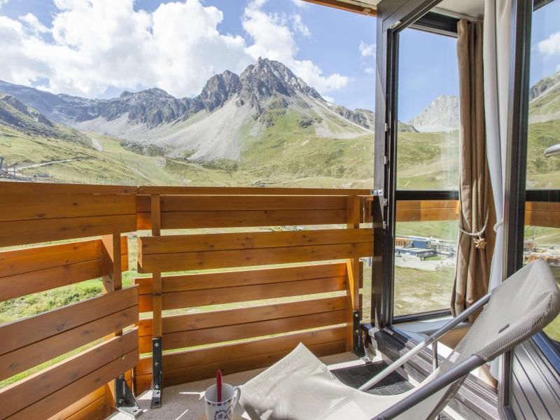 Vakantie in de bergen Appartement 1 kamers 4 personen (14) - Le Borsat - Tignes
