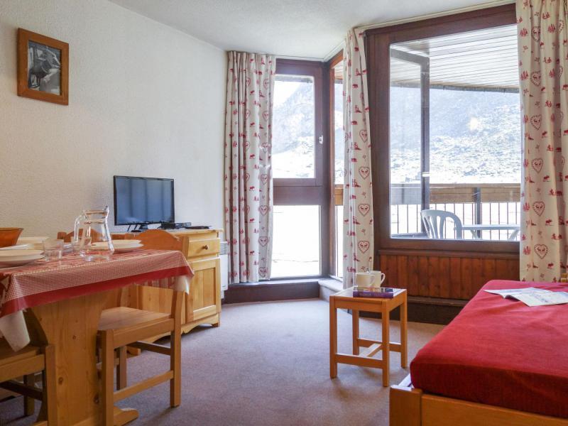 Vakantie in de bergen Appartement 1 kamers 4 personen (10) - Le Borsat - Tignes - Verblijf