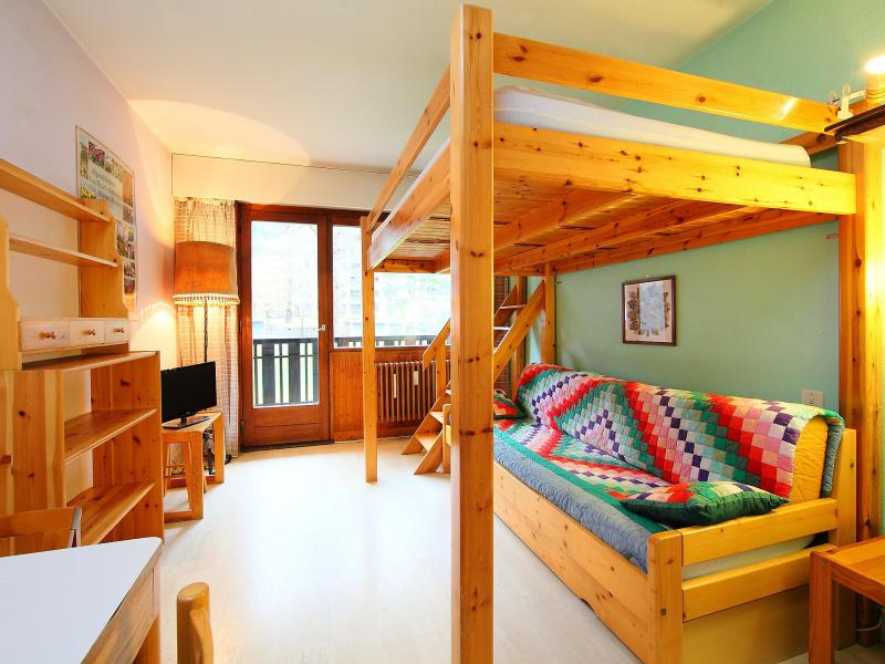 Holiday in mountain resort 1 room apartment 2 people (4) - Le Brévent - Chamonix - Accommodation