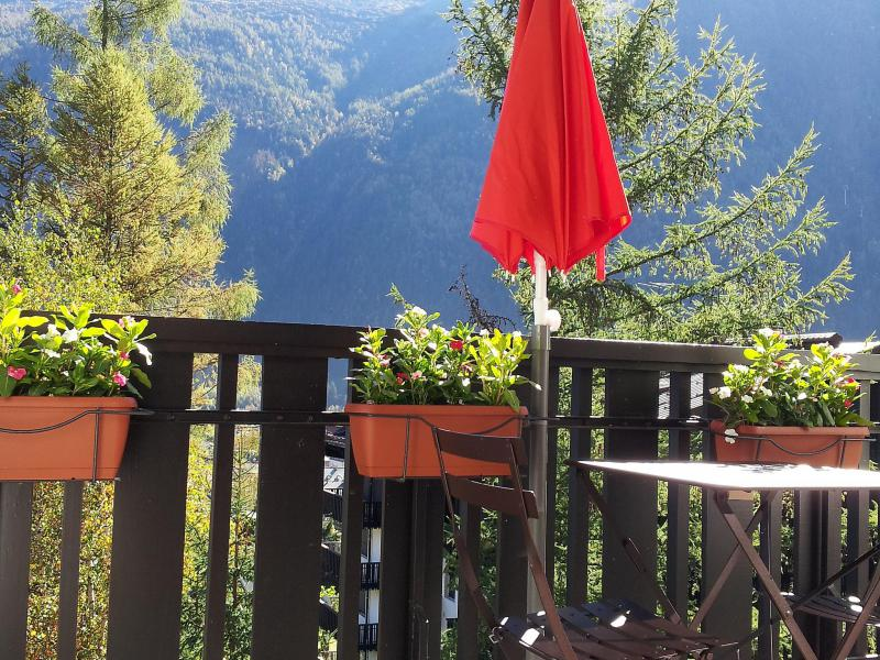 Holiday in mountain resort 1 room apartment 3 people (20) - Le Brévent - Chamonix - Accommodation