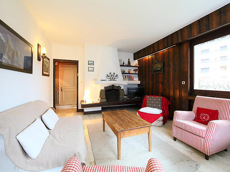 Holiday in mountain resort 3 room apartment 6 people (14) - Le Brévent - Chamonix - Accommodation