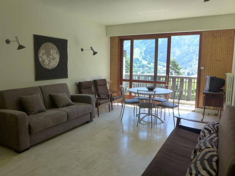 Holiday in mountain resort 2 room apartment 4 people (22) - Le Brévent - Chamonix - Summer outside