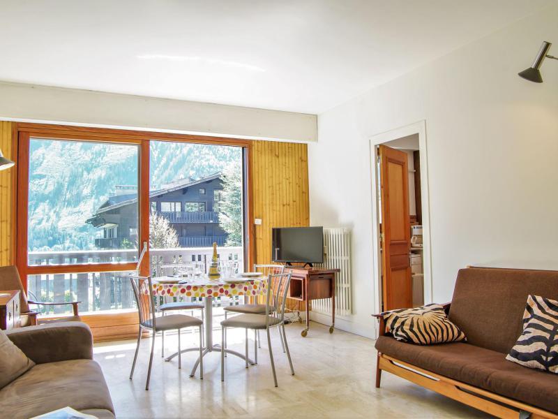 Vakantie in de bergen Appartement 2 kamers 4 personen (22) - Le Brévent - Chamonix - Verblijf