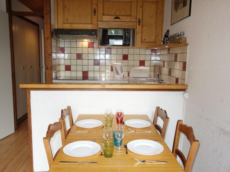 Vakantie in de bergen Appartement 2 kamers 6 personen (3) - Le Brûlaz - Les Contamines-Montjoie - Verblijf