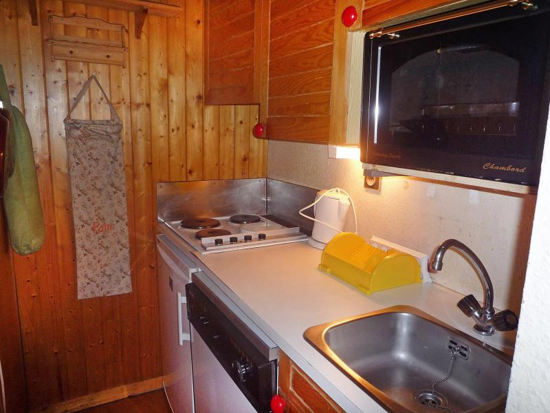 Holiday in mountain resort 1 room apartment 3 people (5) - Le Carlton - Chamonix - Accommodation