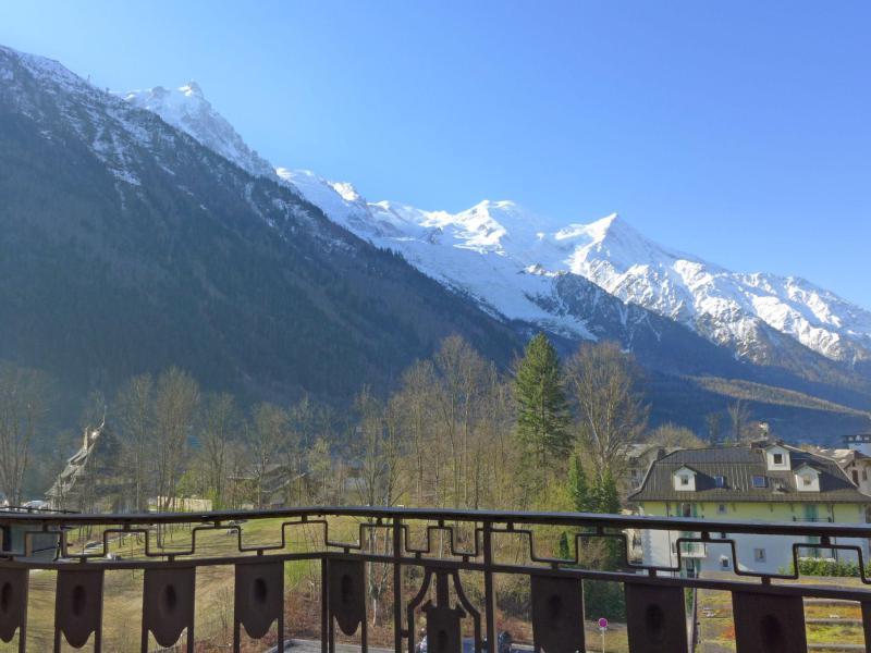 Vakantie in de bergen Appartement 2 kamers 4 personen (7) - Le Carlton - Chamonix