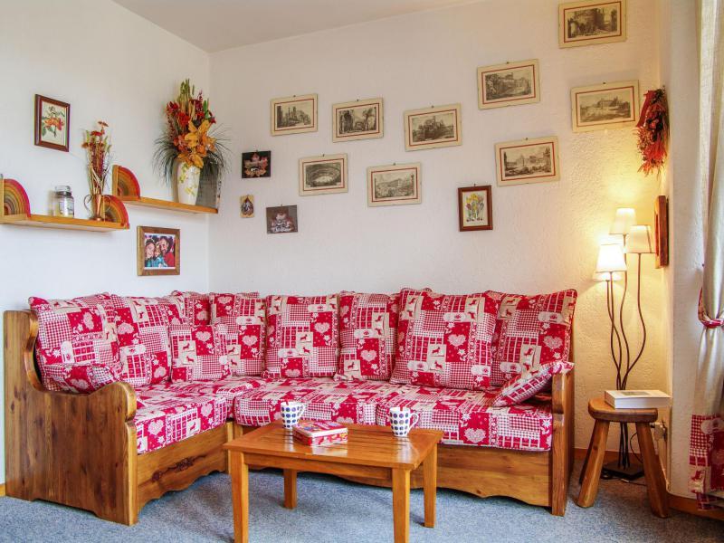 Vakantie in de bergen Appartement 2 kamers 4 personen (7) - Le Carlton - Chamonix - Verblijf
