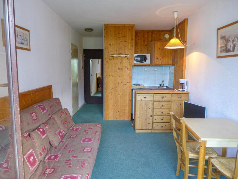 Holiday in mountain resort 1 room apartment 2 people (4) - Le Chailloud - Chamonix - Accommodation