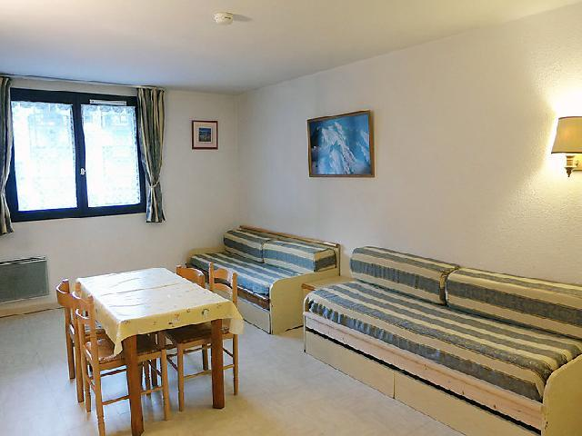 Holiday in mountain resort 2 room apartment 4 people (3) - Le Chailloud - Chamonix - Accommodation