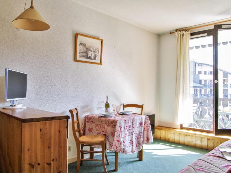 Vakantie in de bergen Appartement 1 kamers 2 personen (4) - Le Chailloud - Chamonix - Verblijf