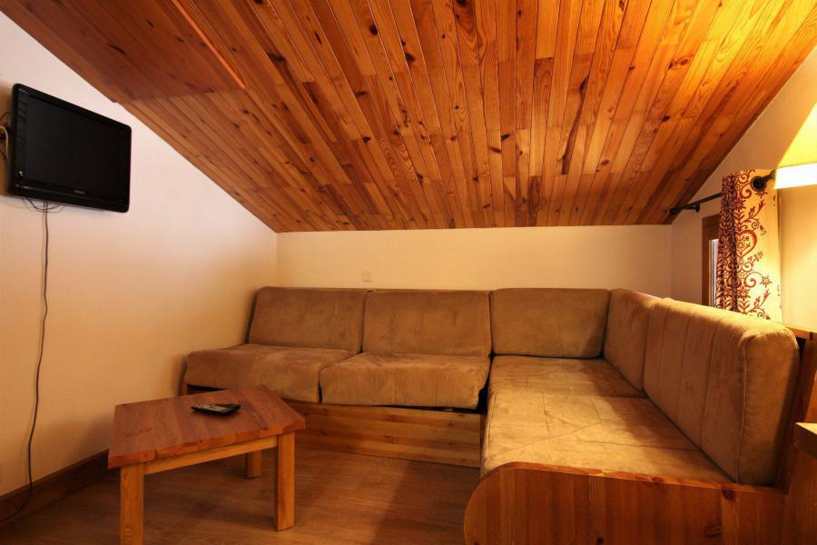 Wakacje w górach Apartament 3 pokojowy 6 osób (401) - Le Chalet de Montchavin - Montchavin La Plagne - Pokój gościnny