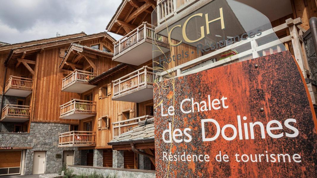 Alquiler al esquí Le Chalet des Dolines - Montgenèvre - Verano