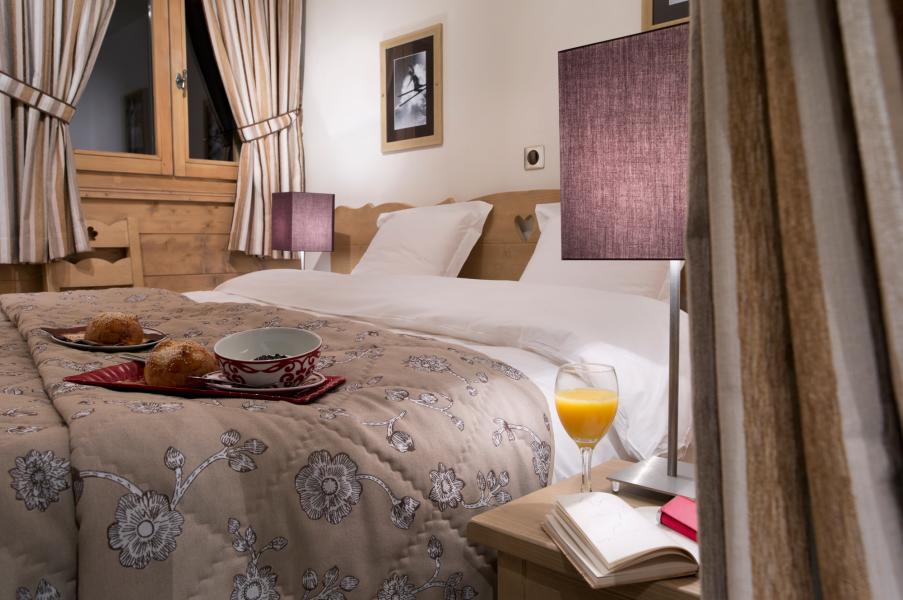 Holiday in mountain resort Le Chalet des Dolines - Montgenèvre - Bedroom