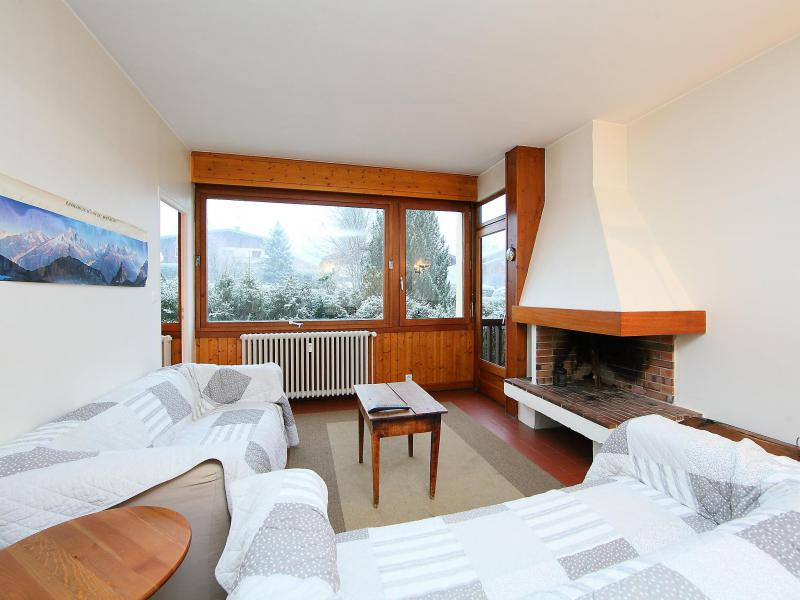 Holiday in mountain resort 4 room apartment 6 people (1) - Le Chalet des Fleurs - Chamonix - Accommodation