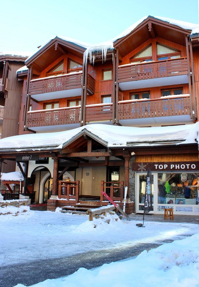 Vacances en montagne Appartement 3 pièces 6 personnes (32) - Le Chalet Diamant - Val Thorens