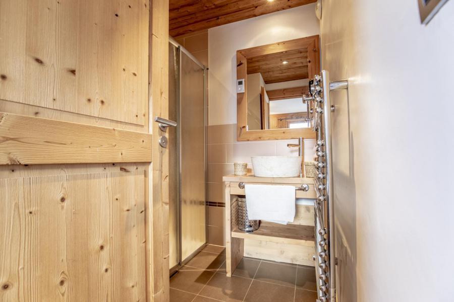 Urlaub in den Bergen Le Chalet Lili - Les Menuires - Badezimmer