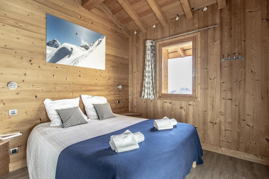 Urlaub in den Bergen Le Chalet Lili - Les Menuires - Doppelbett