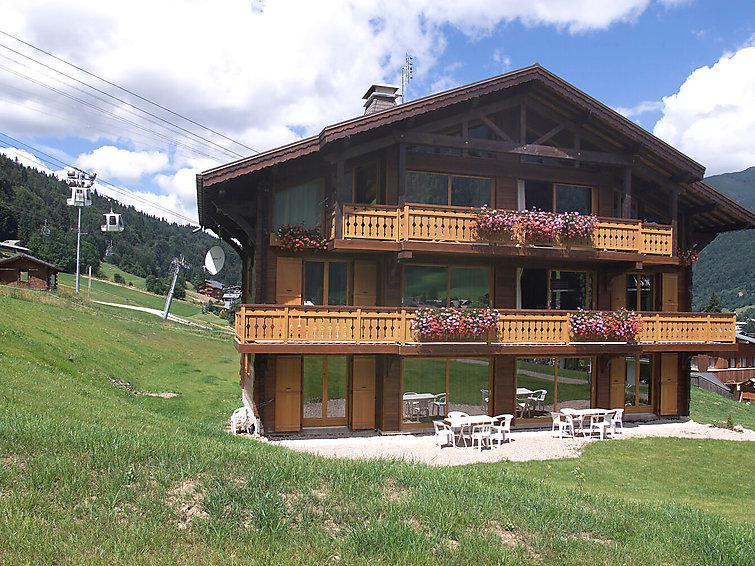 Holiday in mountain resort 4 room apartment 8 people (1) - Le Chalet Matine - Morzine - Summer outside