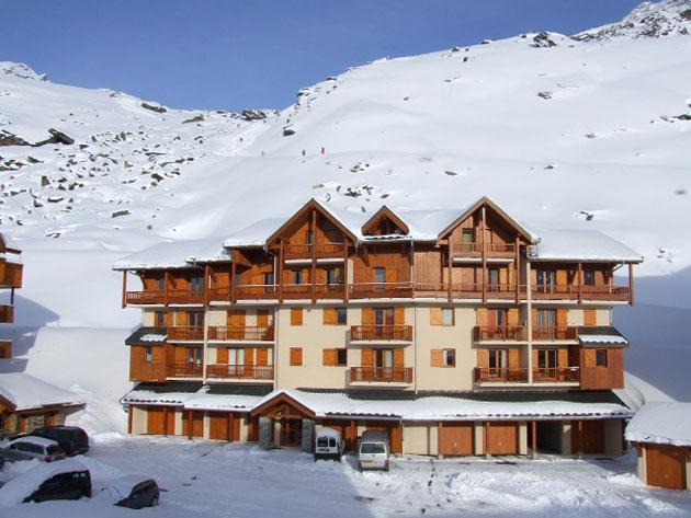 Vacances en montagne Le Chalet Peclet - Val Thorens