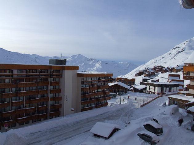 Vacances en montagne Appartement duplex 5 pièces cabine 8 personnes (12) - Le Chalet Peclet - Val Thorens