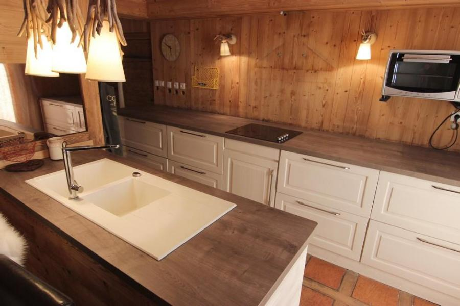 Vakantie in de bergen Appartement duplex 5 kabine kamers 8 personen (12) - Le Chalet Peclet - Val Thorens - Verblijf