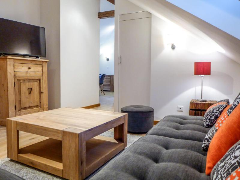 Wakacje w górach Apartament 3 pokojowy 4 osób (3) - Le Chalet Suisse - Chamonix