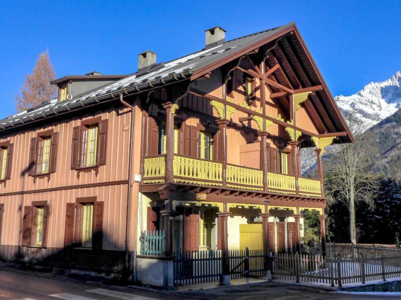 Wakacje w górach Le Chalet Suisse - Chamonix