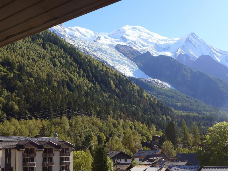 Holiday in mountain resort 2 room apartment 4 people (10) - Le Chamois Blanc - Chamonix - Accommodation