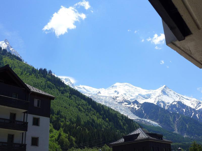 Vakantie in de bergen Appartement 2 kamers 4 personen (8) - Le Chamois Blanc - Chamonix