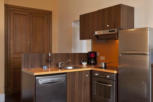 Vacances en montagne Appartement duplex 3 pièces 6 personnes (Residence) - Le Château des Magnans - Pra Loup - Cuisine