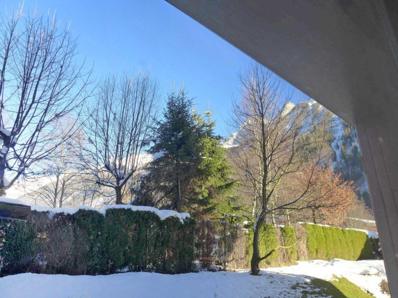 Holiday in mountain resort 1 room apartment 2 people (1) - Le Choucas - Chamonix - Accommodation