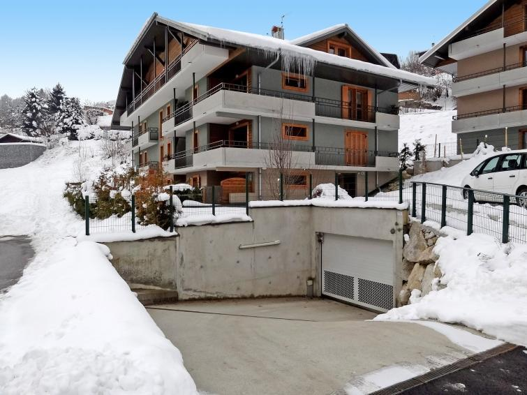 Holiday in mountain resort Le Clos de la Fontaine - Saint Gervais - Accommodation