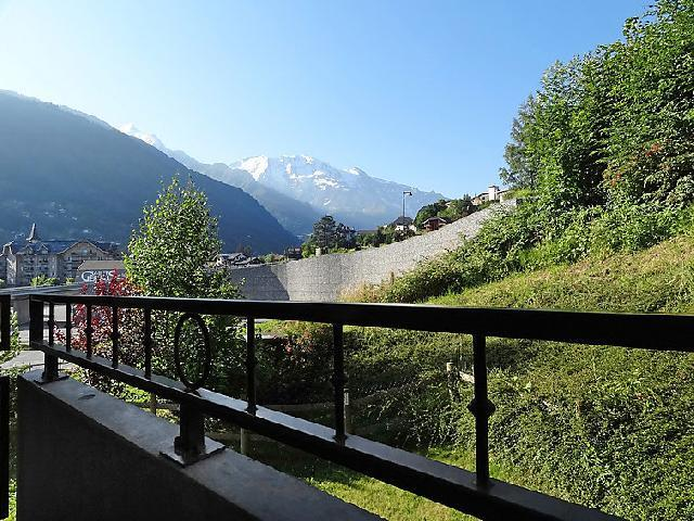 Holiday in mountain resort 3 room apartment 6 people (2) - Le Clos de la Fontaine - Saint Gervais - Accommodation