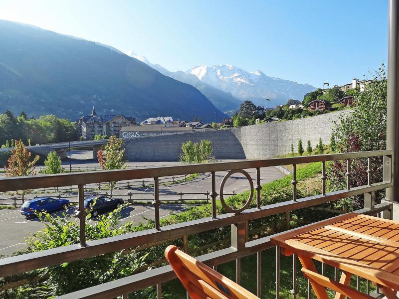 Urlaub in den Bergen 3-Zimmer-Appartment für 6 Personen (2) - Le Clos de la Fontaine - Saint Gervais