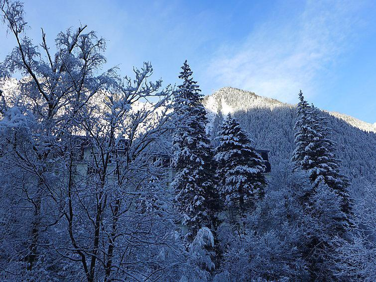 Holiday in mountain resort 1 room apartment 2 people (2) - Le Concordia - Chamonix - Accommodation