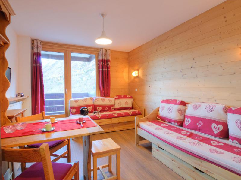 Holiday in mountain resort 1 room apartment 3 people (19) - Le Curling A - Tignes - Accommodation