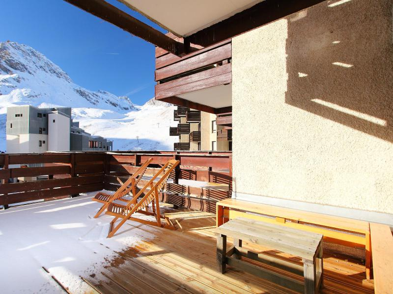 Holiday in mountain resort 2 room apartment 6 people (18) - Le Curling A - Tignes - Accommodation