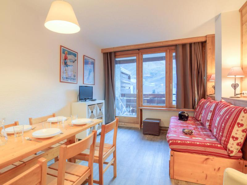 Holiday in mountain resort 2 room apartment 6 people (2) - Le Curling A - Tignes - Summer outside