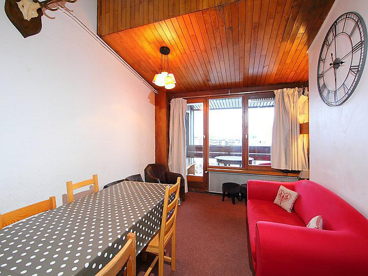 Holiday in mountain resort 3 room apartment 8 people (9) - Le Curling A - Tignes - Summer outside