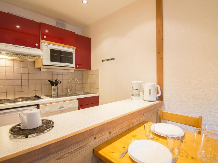 Vakantie in de bergen Appartement 2 kamers 6 personen (2) - Le Curling A - Tignes - Verblijf