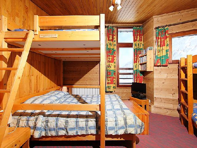 Vakantie in de bergen Appartement 4 kamers 8 personen (17) - Le Curling A - Tignes - Verblijf