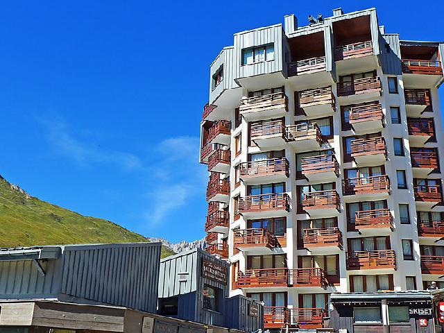 Holiday in mountain resort Le Curling B - Tignes - Accommodation