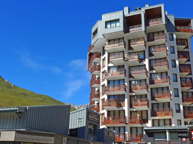 Holiday in mountain resort 1 room apartment 3 people (30) - Le Curling B - Tignes - Accommodation