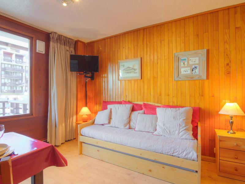 Holiday in mountain resort 1 room apartment 4 people (36) - Le Curling B - Tignes - Accommodation