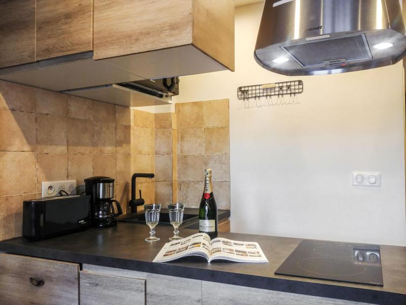 Holiday in mountain resort 1 room apartment 4 people (39) - Le Curling B - Tignes - Accommodation