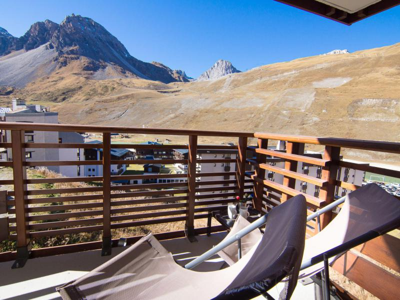 Holiday in mountain resort 2 room apartment 6 people (27) - Le Curling B - Tignes - Accommodation